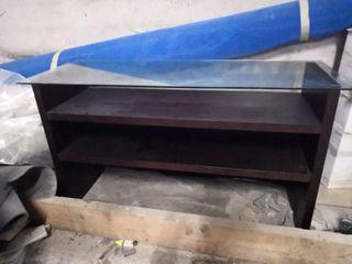 Mostrador de madera