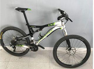 bicicleta Cannondale Scalpel MTB