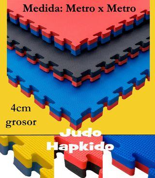 Nuevo: Tatami 4cm grosor, Homologado. Judo hapkido