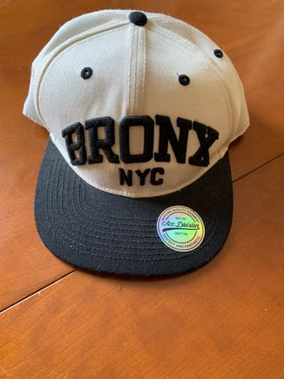 Gorra Bronx NYC