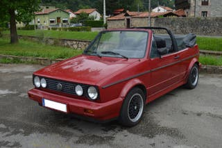 Volkswagen Golf MK1 Cabrio 1988