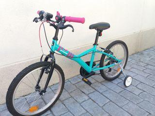 bicicleta niña