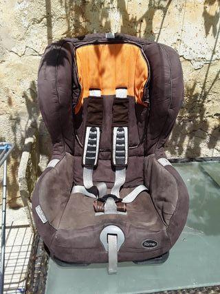 silla bebé con isofix Romer