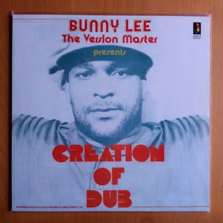 Bunny Lee - Creation Of Dub - DUB LP