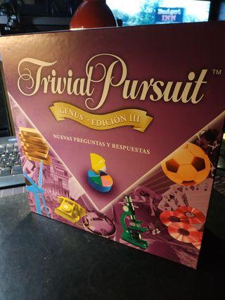 Trivial Pursuit Genus Edición - III // Com nou!!!