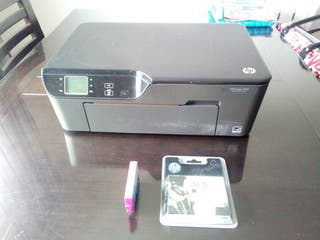 Impresora HP 3520+ 2 cartuchos