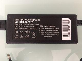 Cable alimentación cargador ordenador portatil