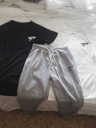 OFERTON- camisetas y pantalon chandal