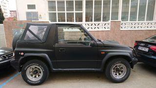 Suzuki Vitara Descapotable.