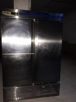 Cámara frigorífica.