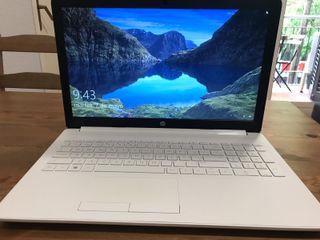 Ordenador HP 15-DB0036NS Fecha de compra 05/04/19