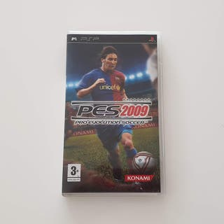 PES 2009 / SONY PSP