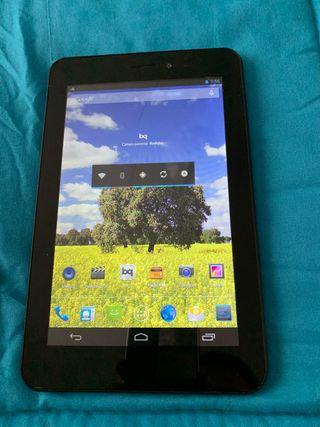 """Tablet de 7"""" BQ EL CANO"""