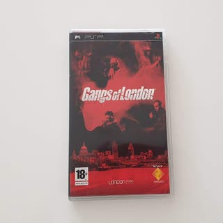 GANGS OF LONDON / SONY PSP / PAL VERSION