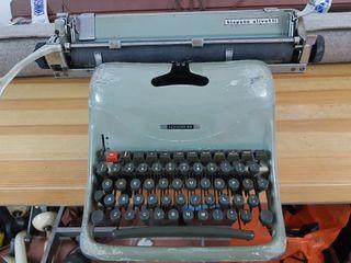 Máquina escribir , aprender,antiguedades