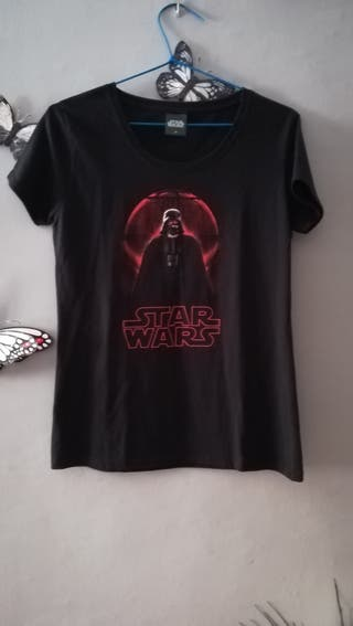 28d2843bf Camisetas Star Wars de segunda mano en la provincia de Málaga en ...