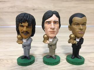 Lote 8 grandes jugadores de futbol