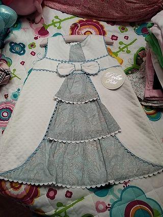 vestido talla 5 años