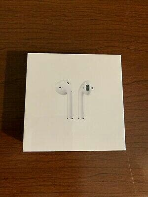 Apple AirPods First Generation White In-Ear Headse