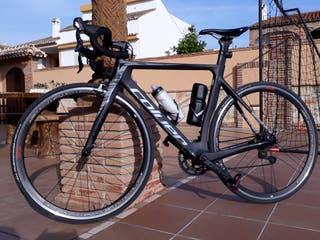 Bicicleta de Carretera COLUER CODE AERO