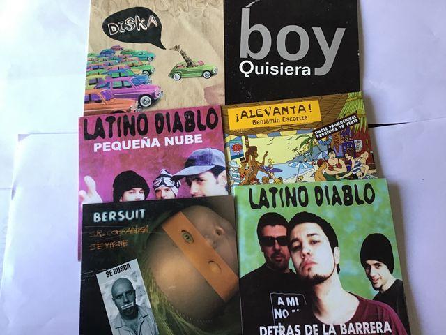 CD. Singles 1 euro cada uno
