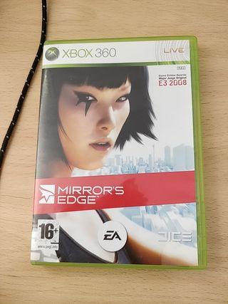 Mirrors Edge Xbox 360