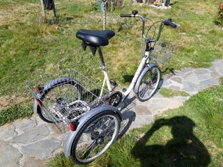 Bicicleta Monty 3 ruedas