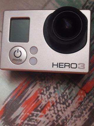 camara gopro hero 3