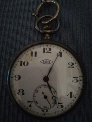 cc284b12ac34 Reloj de plata antiguo de segunda mano en WALLAPOP