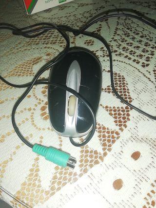 raton por laser