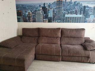 sofá chaise longe