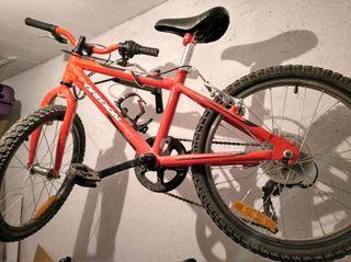 bicicleta BH de 20 pulgadas