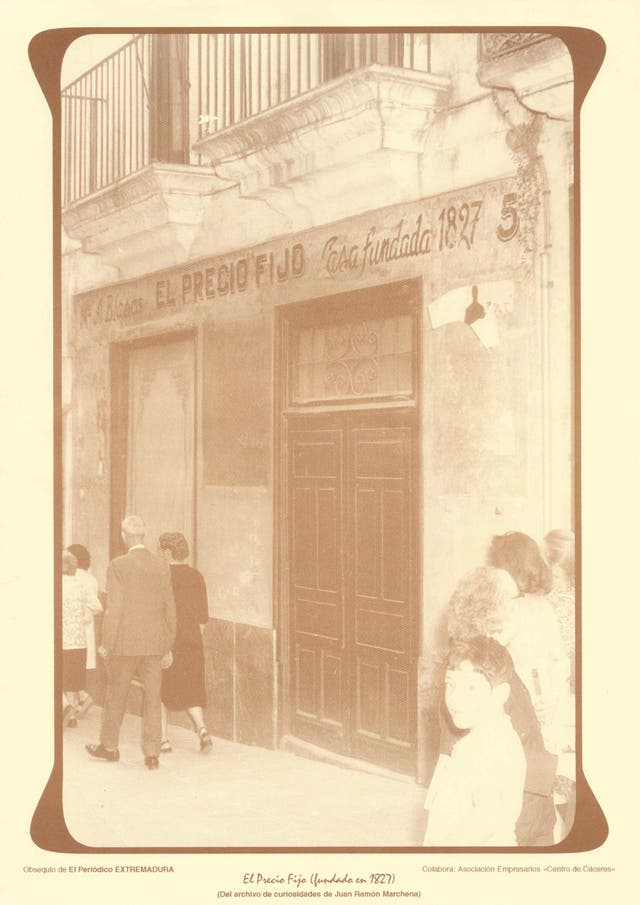 El Precio Fijo (Cáceres)