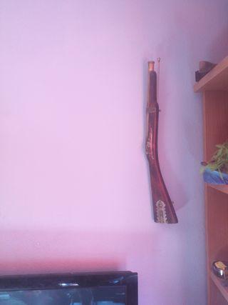 mosquetón antiguo