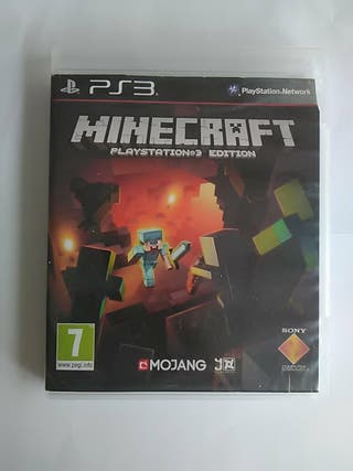 Minecraft PS3 Edition (PS3)