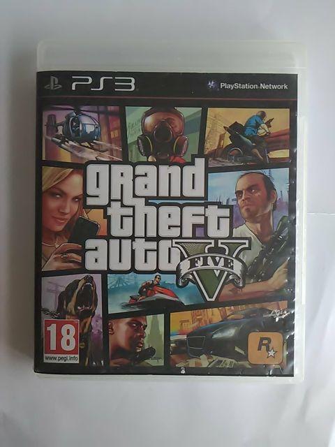 GTA 5 (PS3)
