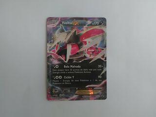 Yveltal EX Shiny (Pokémon TCG)
