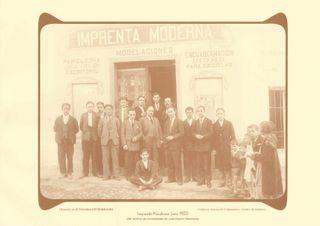 Imprenta Moderna (Cáceres)