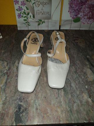 zapatos señora PASSINETTI
