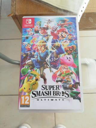 Cambio Super smash bros ultimate