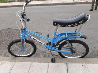 bicicleta MX