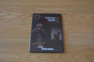 DVD - El americano impasible (sin estrenar)