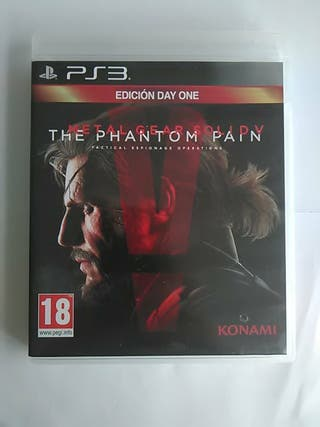 Metal Gear Solid 5 (PS3)