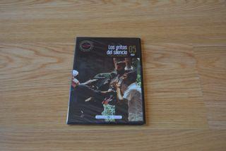 DVD - Los gritos del silencio (sin estrenar)