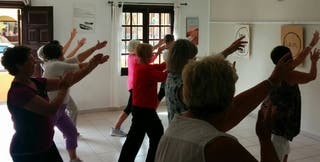 Tai Chi in San Blas, Golf del Sur