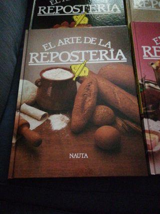 Libros de Repostería