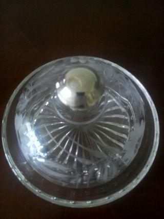 Quesera cristal