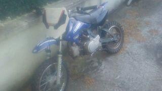 cambio moto x quad