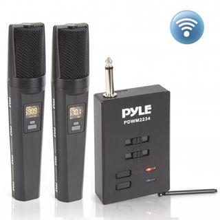 micrófono inalámbrico UHF Bluetooth 017817