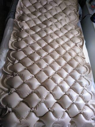 Colchón y Compresor Antiescaras